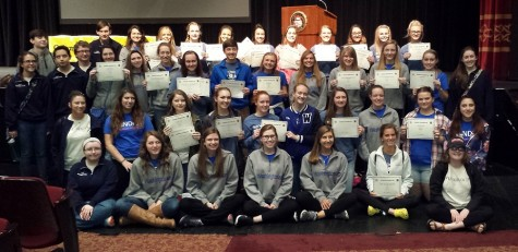 WHS journalism students attend, compete at MIPA
