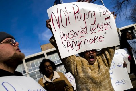 Concerned citizens remain in Flint water crisis