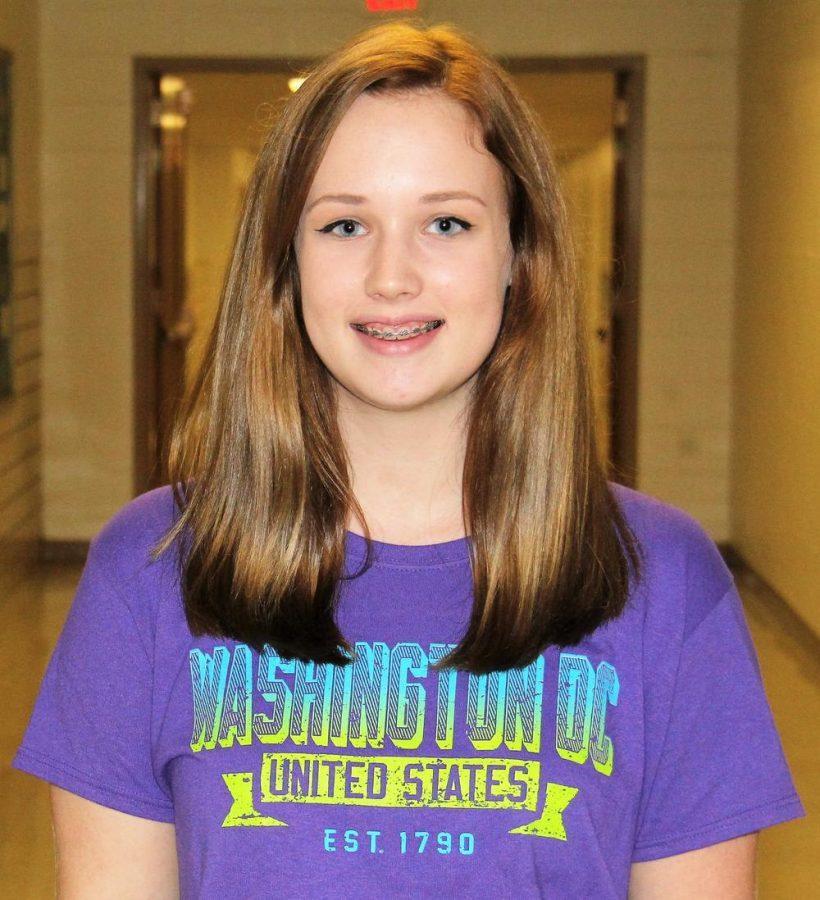 Molly Eckelkamp named NOYS youth correspondent adviser