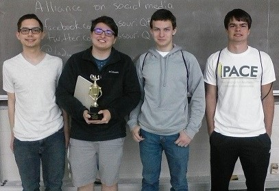 WHS Quiz Bowl ranks 23rd in nation