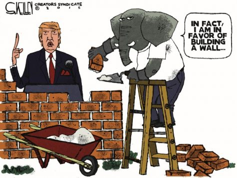 Can Trump really build a wall?
