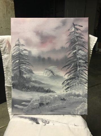 DIY: Winter Landscape