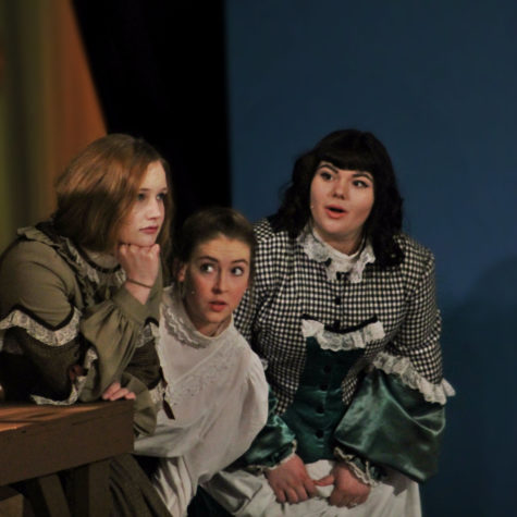 WHS theater troupe performs 'Little Women'