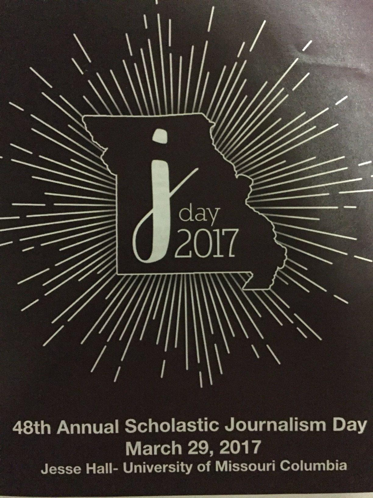 The newspaper, yearbook and broadcast staffs attended MIPA J Day March 29.