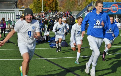 Boys soccer team scores run at State title