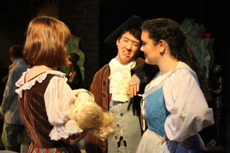 WHS theatre brings the musical 'Beauty and the Beast' to life