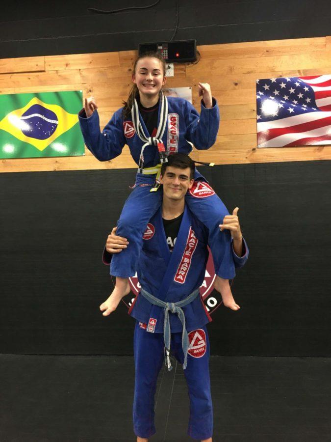 WHS family dedicates their life to Jiu Jitsu