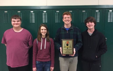 WHS Scholar Bowl team challenges students, wins GAC title