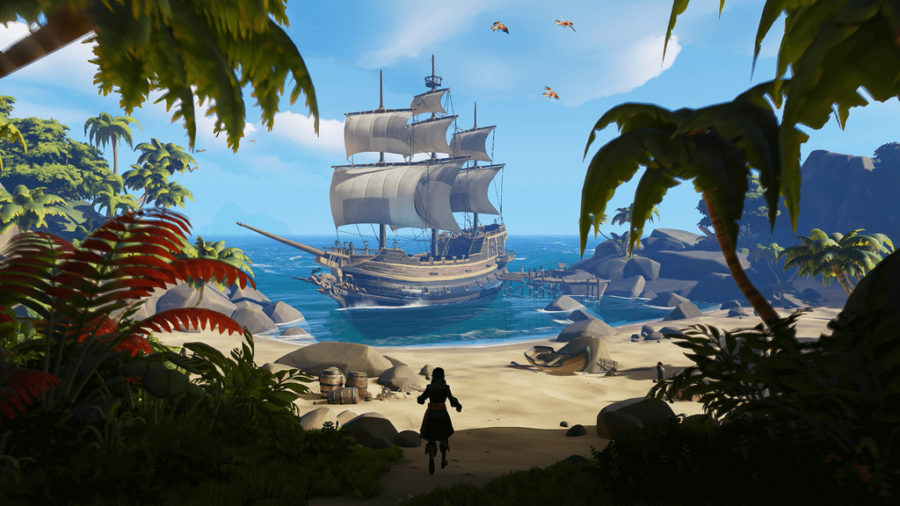 'Sea of Thieves' offers a new ocean of fun