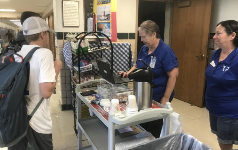 Food service brings new breakfast opportunity to WHS students