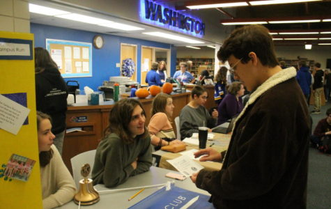 WHS hosts trades, club fair