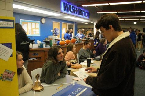 WHS hosts trades, club fair