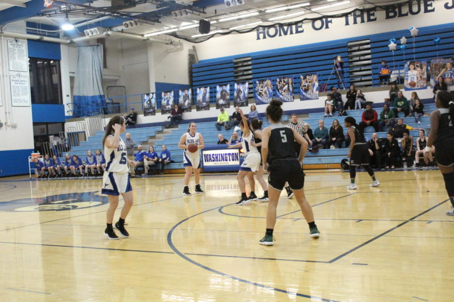 Lady Jays defeated by panthers
