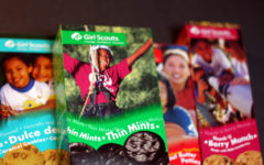 Ranking of Girl Scout Cookies