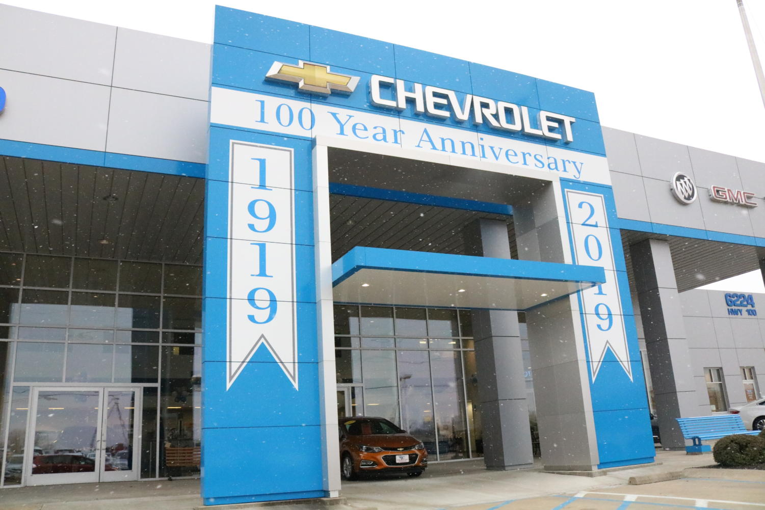 "Modern Auto celebrates 100 years of business. ""It makes me feel proud to be a part of it because so many people know who we are,"