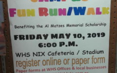 WHS hosts Color Run/Walk
