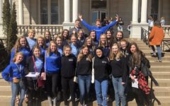 Student journalists attend MIPA's Journalism Day