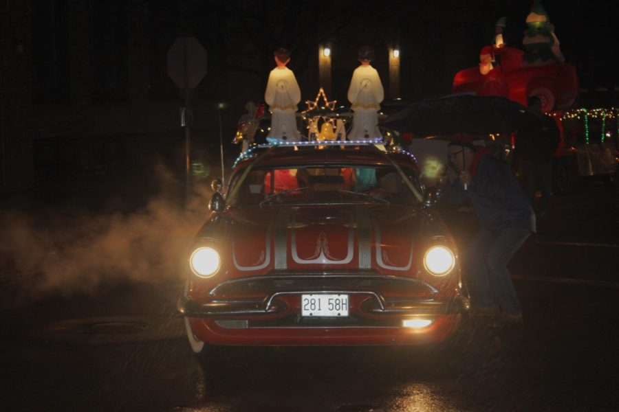 The+Washington+Christmas+Parade+took+place+Nov.+29+in+downtown+Washington.
