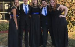 WHS students sing in All District Choir