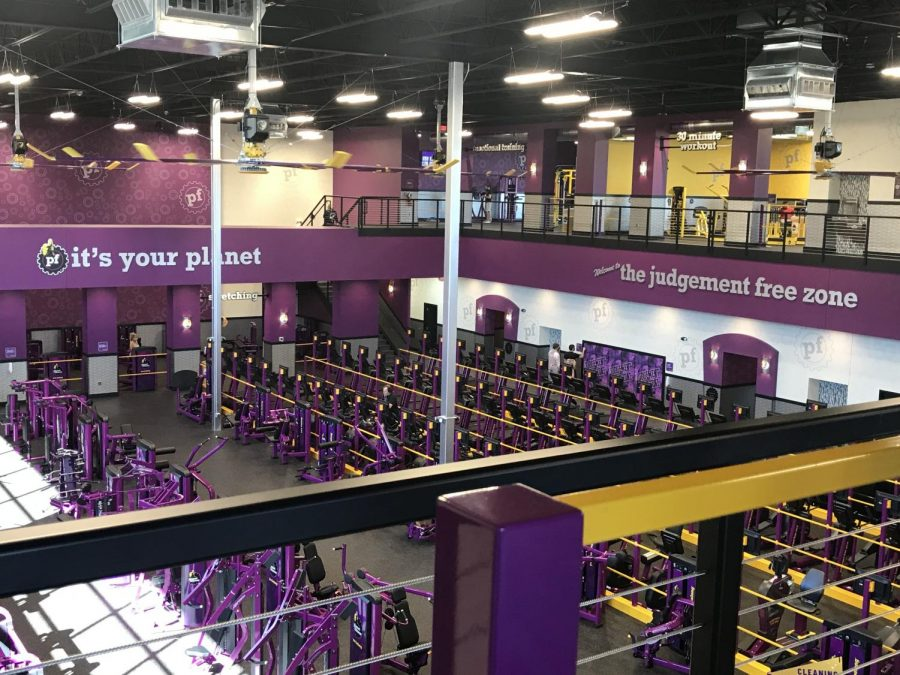 "A recently built Planet Fitness, located in Washington, Mo., has been a hot spot for people of all ages to start or continue their fitness journey. ""I really enjoy this gym because it is way cheaper than other gyms in town and they have lots of different machines and workout options,"" junior Lydia Maune said. ""The gym is also fairly targeted for beginners so it was very easy to get started."" Planet Fitness is one of the largest and fastest growing fitness centers in the United States, with at least one location in each state."