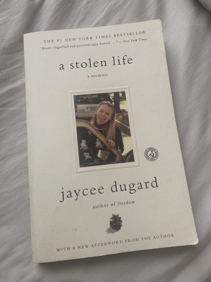 "Jaycee Lee Dugard's ""A Stolen Life"" portrays a story of survival"