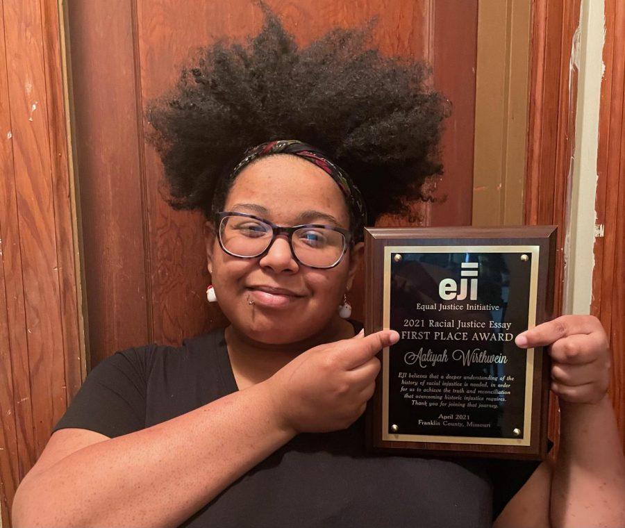Sophomore joins Washington's Community Relations Board