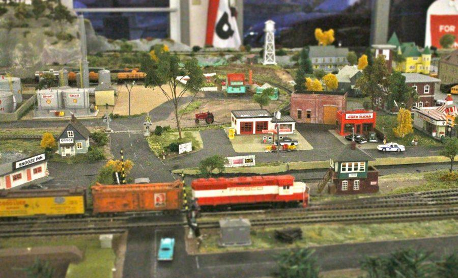 New model train museum chugs into Washington – The Advocate